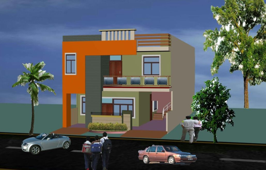 home plans in India
