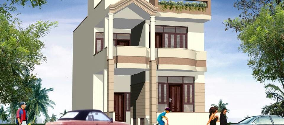Duplex House Design Plan And Tips To Build It At Low Cost