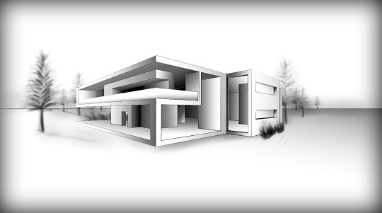 Amazing Architects Drawings Can Help Get Your Home Design With Architectural 2D And 3D  Drawing