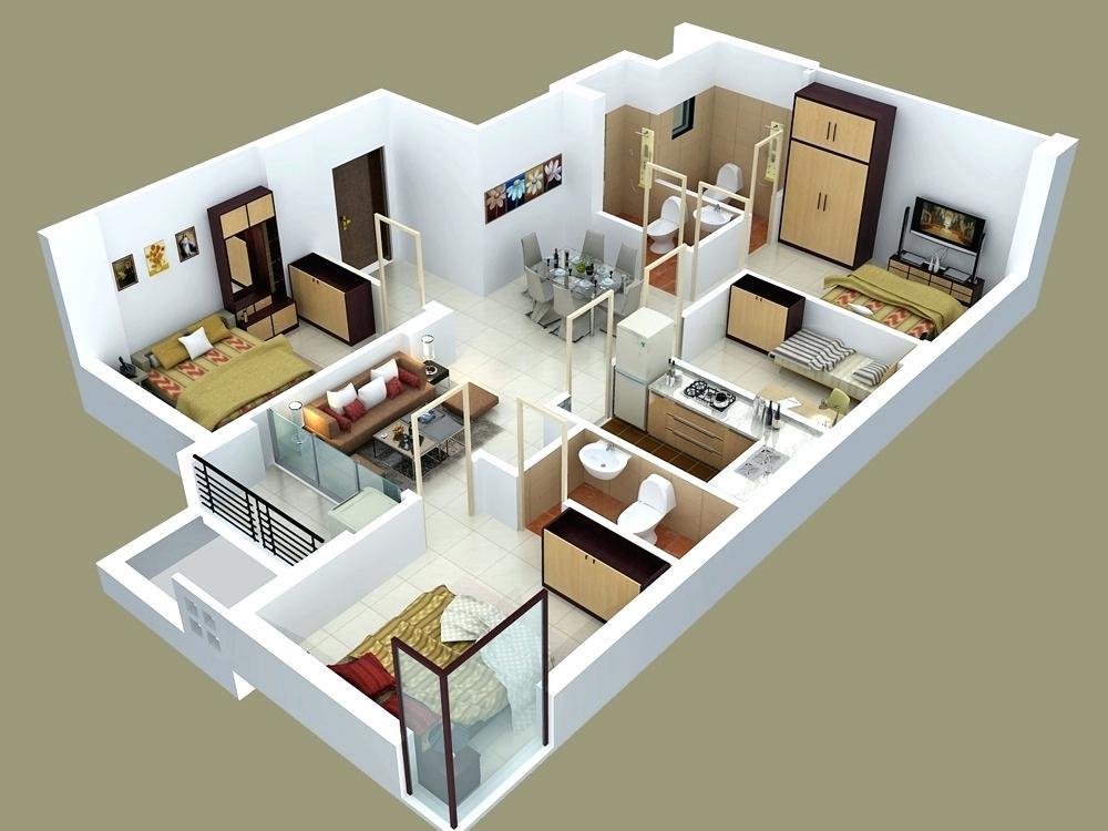 duplex house design in India