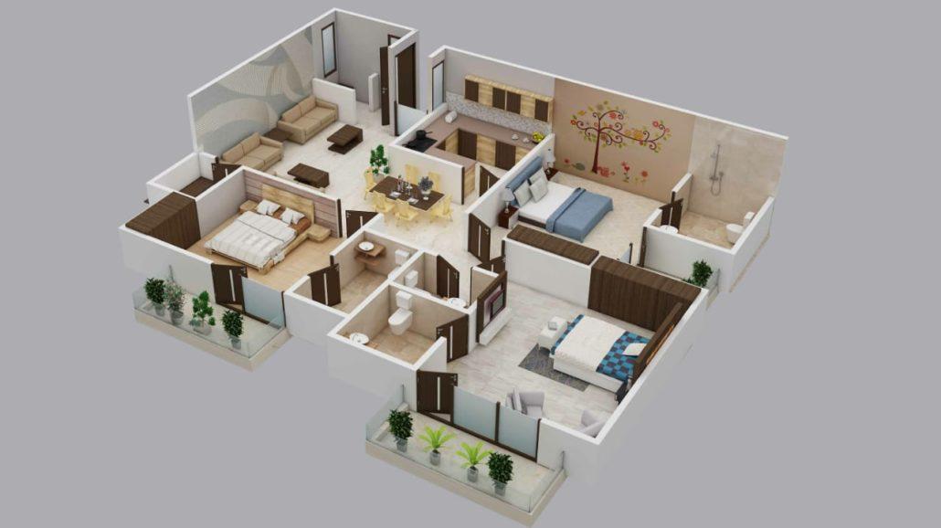 Indian Home Plans design