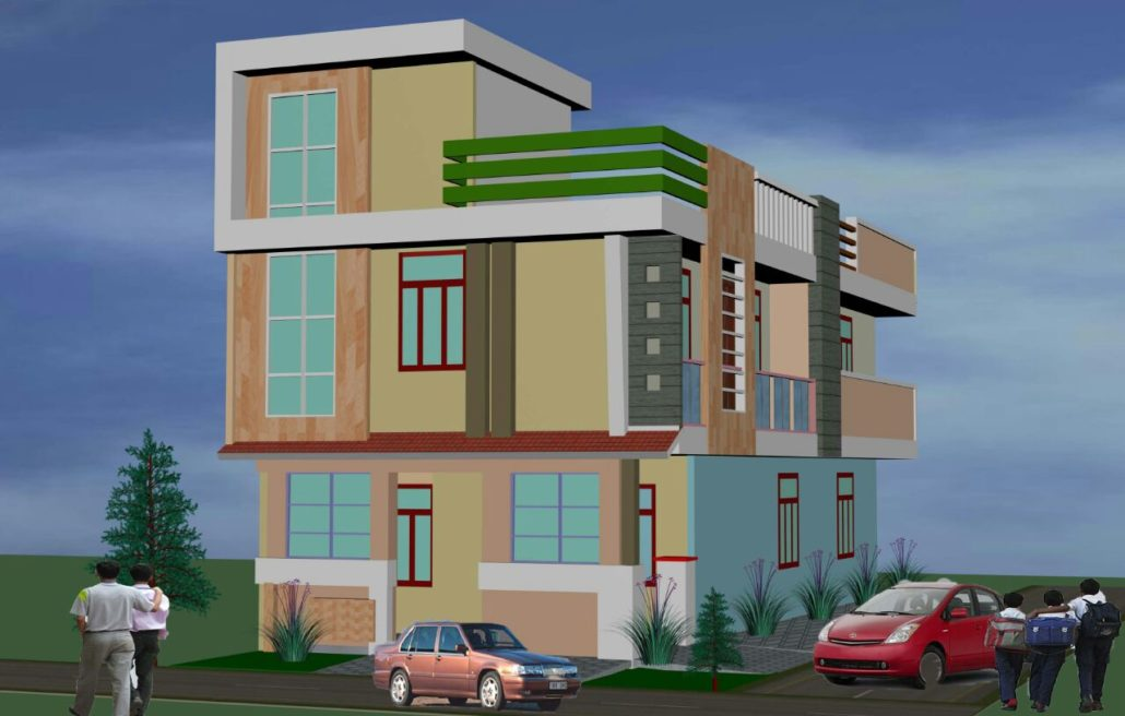 25*60 House Plan Unique