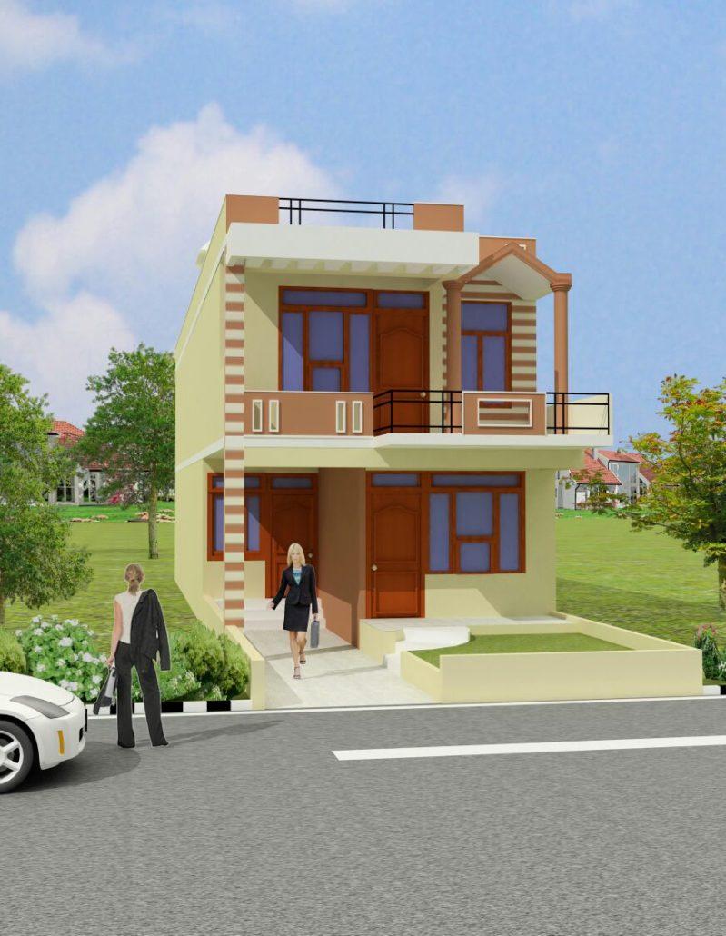 2 floor house plans