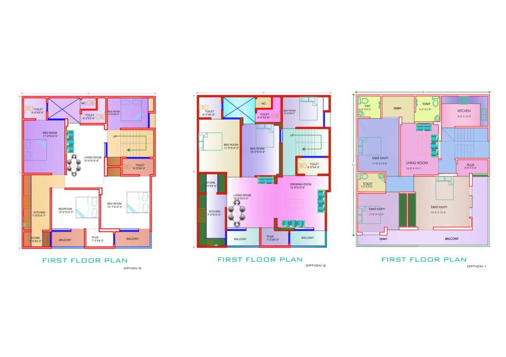 Floor plan india