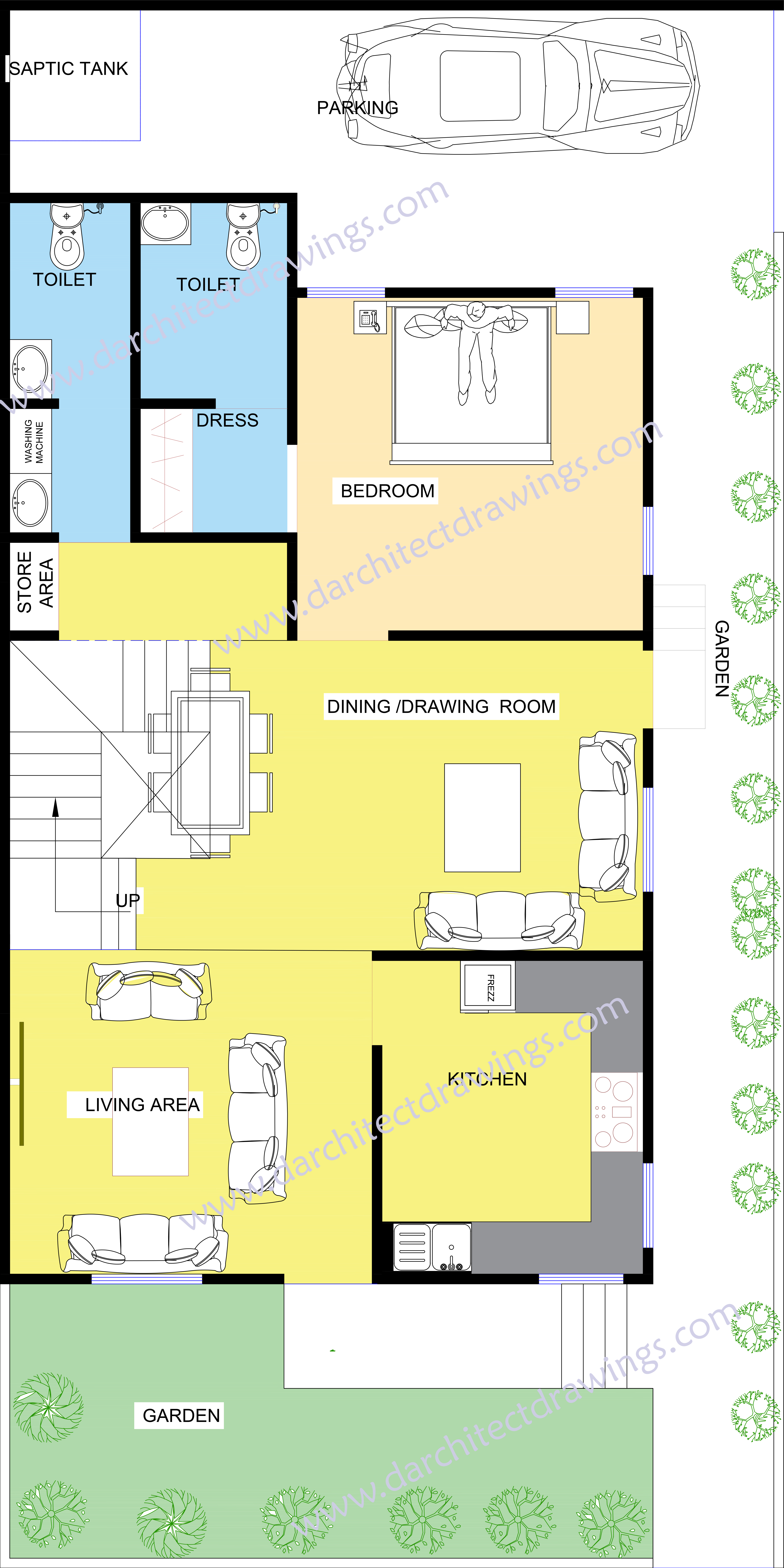 30x60 house plans india